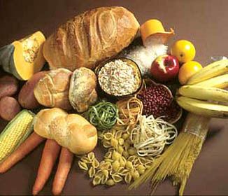 Carbohydrate Food