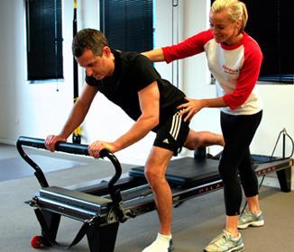 Pilates Workout