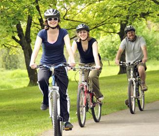 Cardio Workouts Bicycling