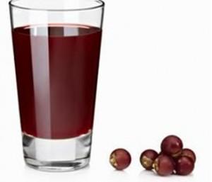 Acai Berries in Liquid Form