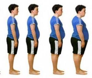 Overweight Teenage Boys