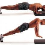 Advanced Workouts Plyo Push Ups