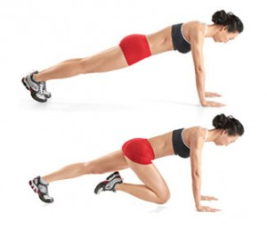 Mountain Climbers on Floor