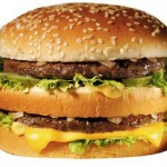 Fast Food Big Mac