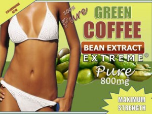 Benefits of Green Coffee Bean 800