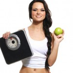 healthy foods and exercise